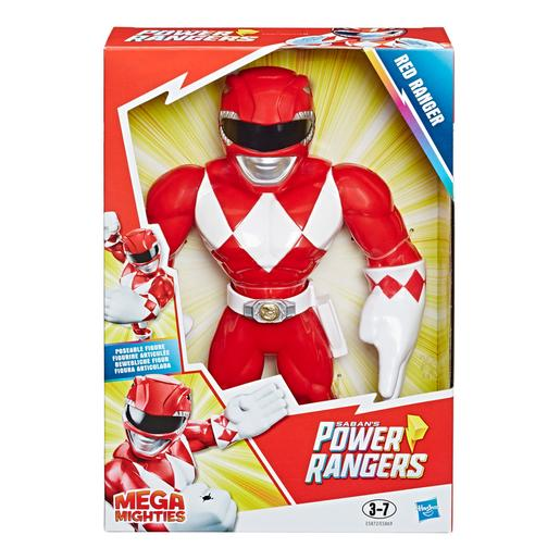 Power Rangers - Red Ranger - Mega Mighties