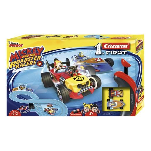 Carrera First - Mickey Roadstar Racers