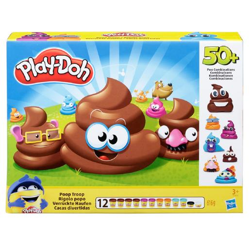 Play-Doh - Cacas Divertidas