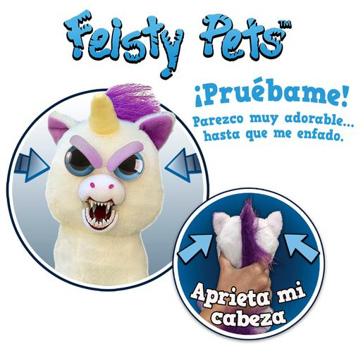 Feisty Pets - Unicornio