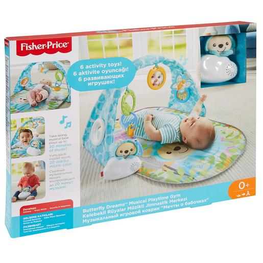 Fisher Price - Gimnasio Osito Musical