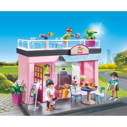 Playmobil City Life - Mi café favorito - 70015