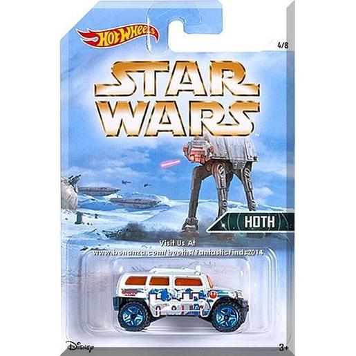 Hot Wheels - Star Wars - Coche (varios modelos)