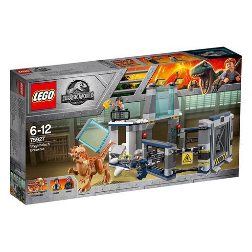 LEGO Jurassic World - Fuga del Stygimoloch - 75927