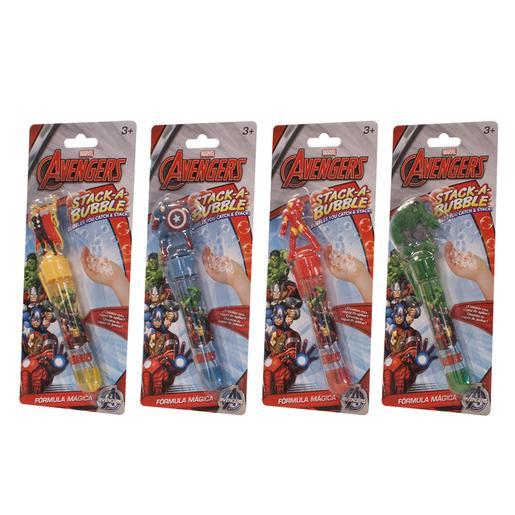 Los Vengadores - Stack-a-Bubble (varios modelos)