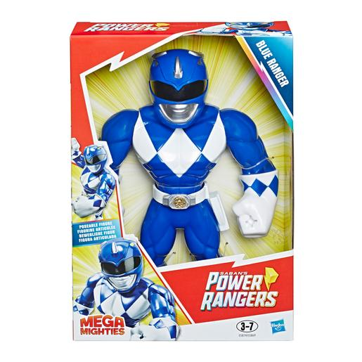 Power Rangers - Blue Ranger - Mega Mighties