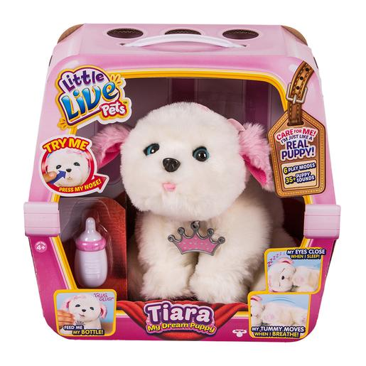 Little Live Pets - Tiara My Dream Puppy