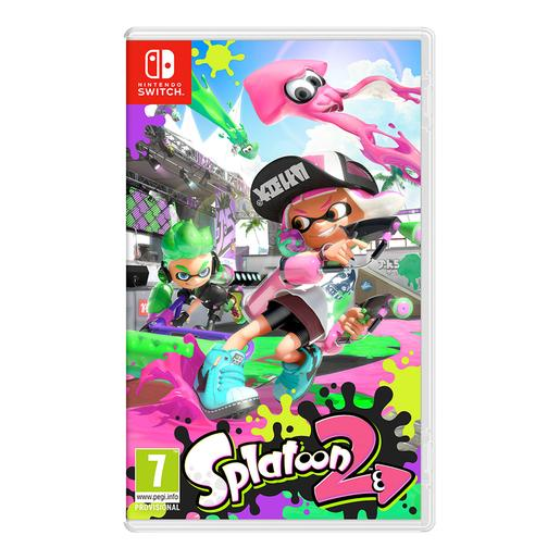 Nintendo Switch - Splatoon 2