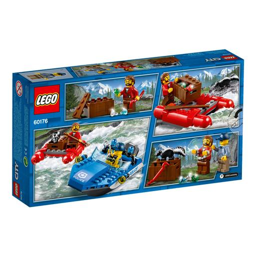 LEGO City - Huida por Aguas Salvajes - 60176