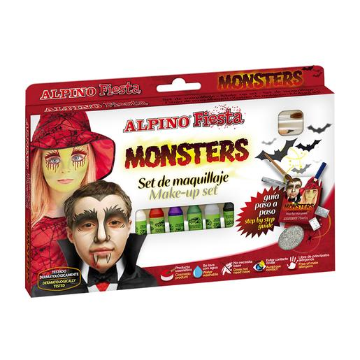 Set de Maquillaje Monster