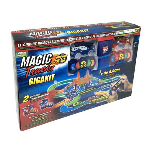 Magic Tracks - Radiocontrol Gigakit