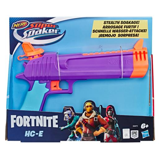 Fortnite - Nerf Super Soaker HC-E