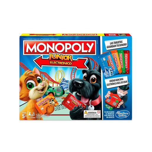 Monopoly - Junior Electrónico