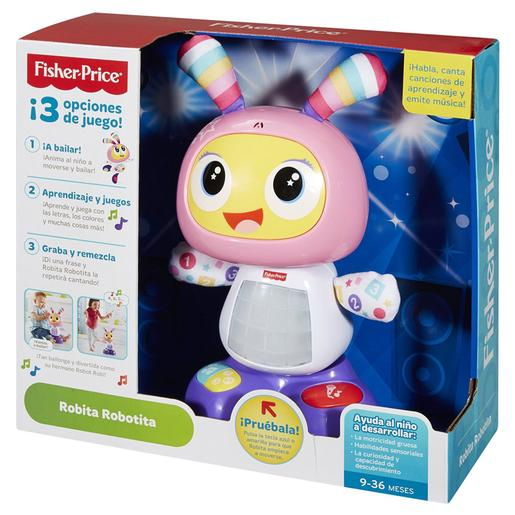 Fisher Price - Robita Robotita