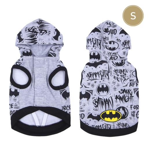 Sudadera para perros Cotton Brushed Batman S
