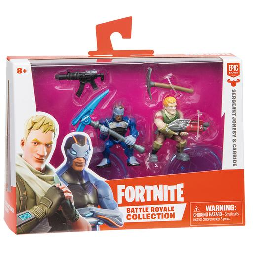 Fortnite - Pack 2 Figuras Battle Royale Collection (Varios modelos)