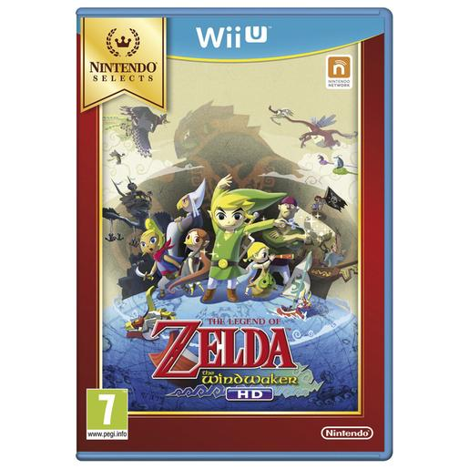 Nintendo Wii U - The Legend Of Zelda: The Wind Waker
