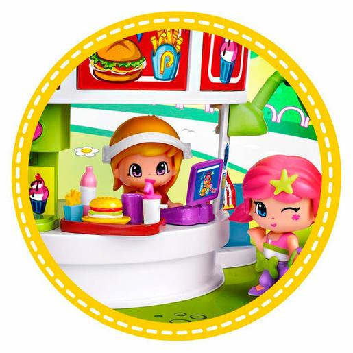 Pinypon - Playset Burger