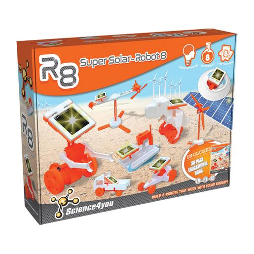 Science4you - Super Solar Robot