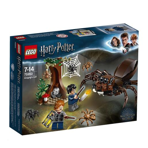 LEGO Harry Potter - Guarida de Aragog - 75950