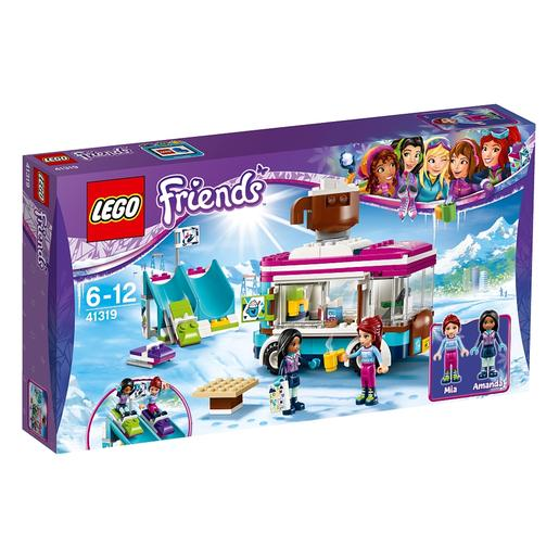 LEGO Friends - Estación de Esquí Furgoneta de Chocolate - 41319