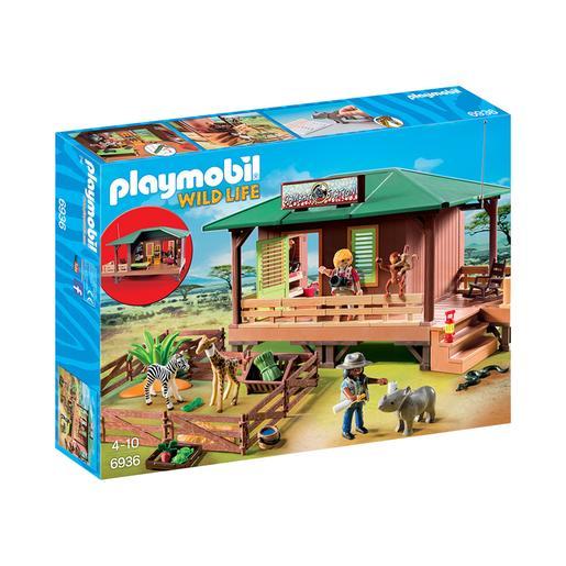 Playmobil - Clínica Veterinaria de África - 6936