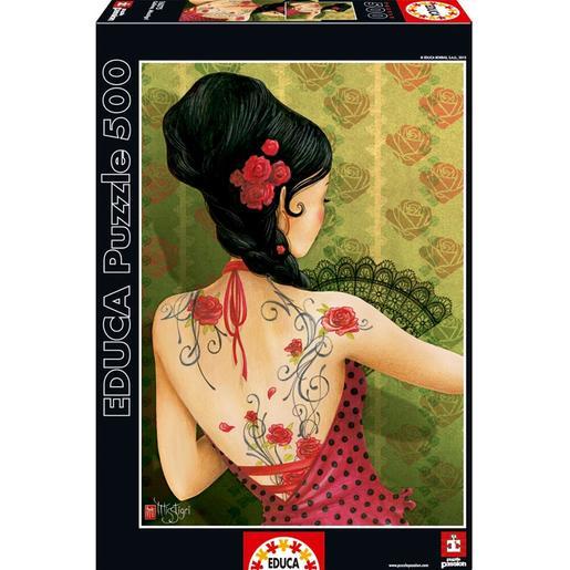 Educa Borrás - Puzzle 500 Piezas (varios modelos)