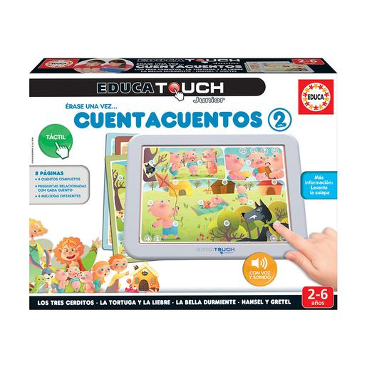 Educa Borrás - Educa Touch Junior Cuentacuentos 2
