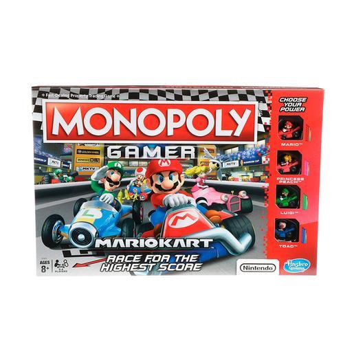 Monopoly - Gamer Mario Kart