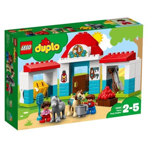 LEGO DUPLO - Establo de los Ponis - 10868