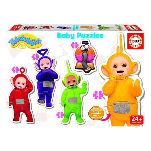 Educa Borrás - Teletubbies - Baby Puzzles
