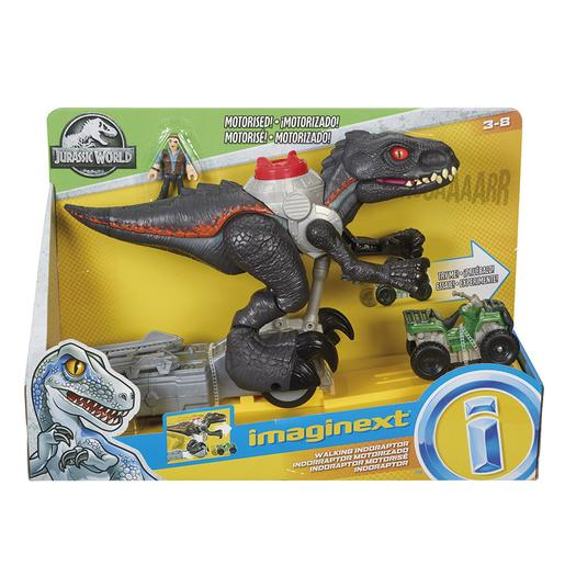 Imaginext - Indorraptor Motorizado