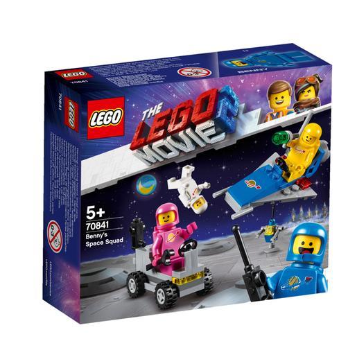 LEGO La Película 2 - Equipo Espacial de Benny - 70841