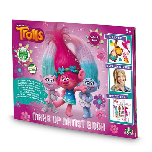 Trolls - Make Up artist Book