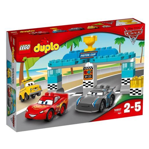 LEGO DUPLO - Carrera de la Copa Pistón - 10857