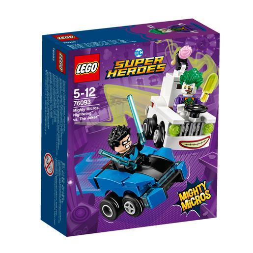 LEGO Super Heroes - Mighty Micros Nightwing vs The Joker - 76093