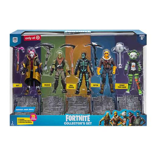 Fortnite - Pack 5 Figuras