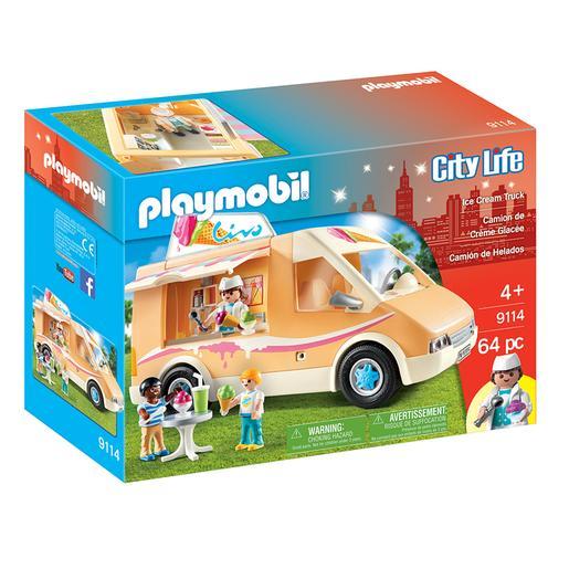 Playmobil - Camión de Helados - 9114