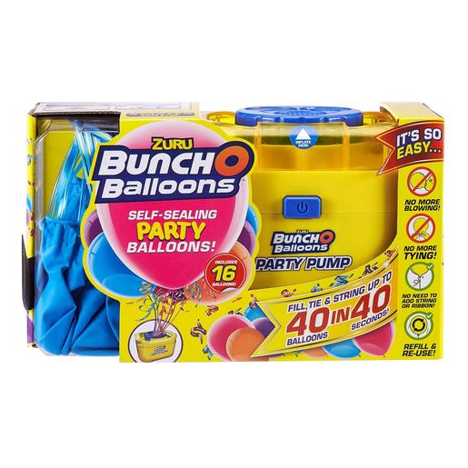 Bunch O Balloons - Bomba de Inflado Party con 16 Globos (varios colores)
