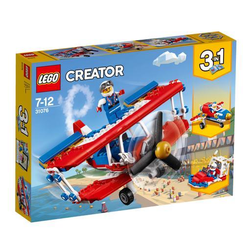LEGO Creator - Audaz Avión Acrobático - 31076