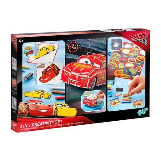 Cars - Set 3 en 1 Cars 3