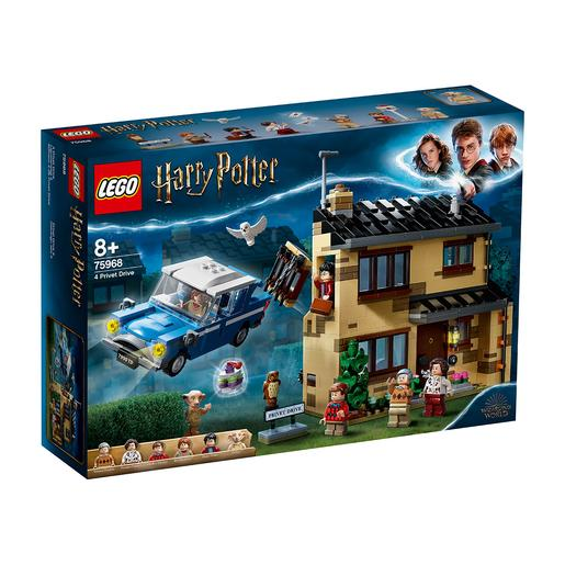 LEGO Harry Potter - Número 4 de Privet Drive (75968)