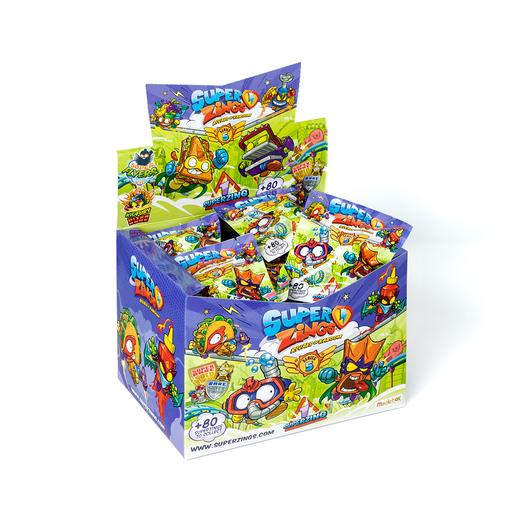 Superzings - Serie 5 Pack 50 sobres coleccionables Superzings