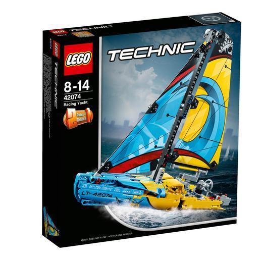LEGO Technic - Barco de Competición - 42074