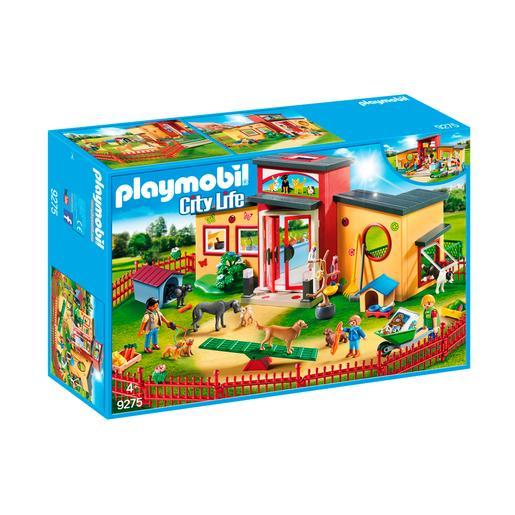 Playmobil - Hotel de Mascotas - 9464