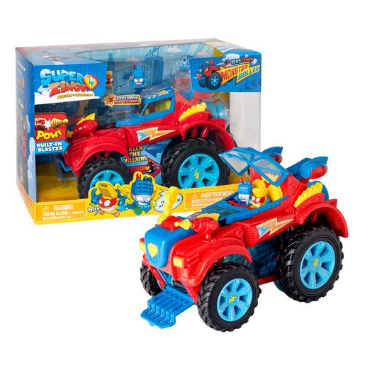 SuperZings S - Playset Monster Roller Heroe