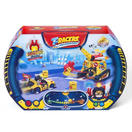 T-Racers - Playset Turbo Crane