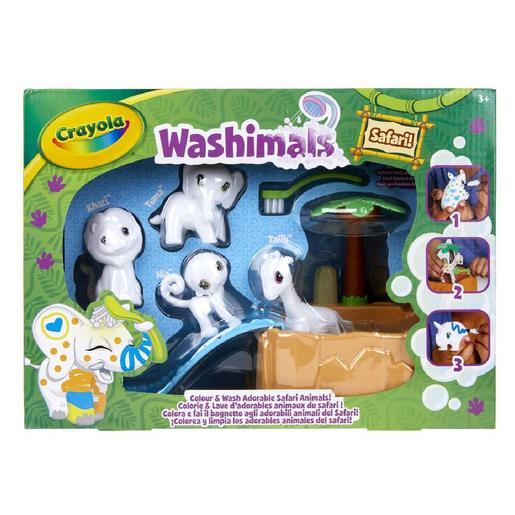 Washimals - Set Safari y Bañera