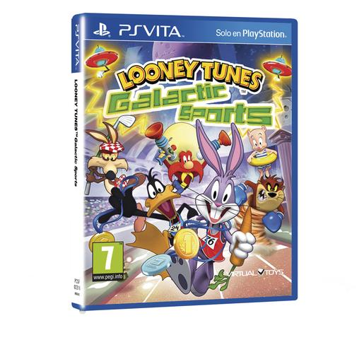 PS Vita - Looney Tunes: Galactic Sports