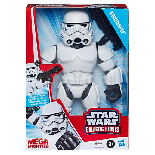 Star Wars - Trooper - Galactic Heroes Mega Mighties